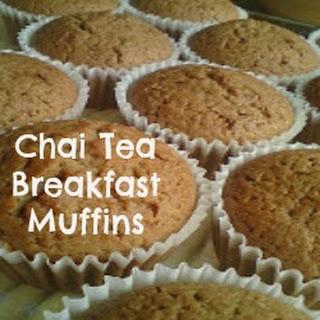 Nourishing Chai Tea Breakfast Muffins (GAPS, Gluten Free, Grain Free, Paleo, Dairy Free).