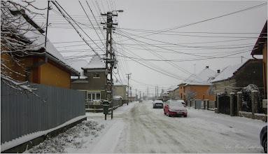 Photo: Turda - Str. Izvor, Intersectie cu Str. Detunata fosta Numas   - 2019.01.11