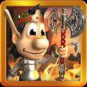 Hugo Troll Wars icon