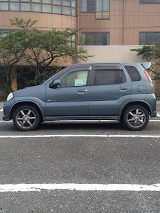 Keiワークス HN22S 8型 4WD 5MTのカスタム事例画像 ja xさんの2018年08月21日00:39の投稿