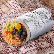 Grilled Veg Burrito (VG)