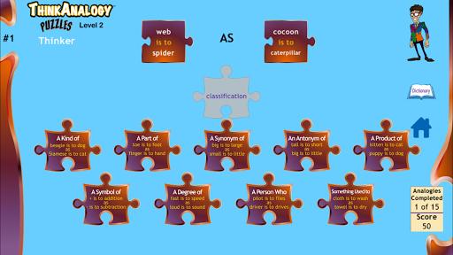 免費下載教育APP|ThinkAnalogy™ Puzzles 2 (Free) app開箱文|APP開箱王