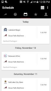 Sioux Falls Skyforce - náhled
