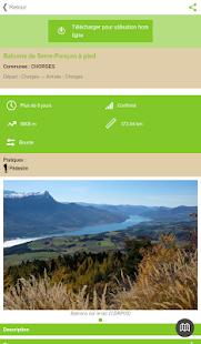 Download Les GR des Hautes-Alpes For PC Windows and Mac apk screenshot 8