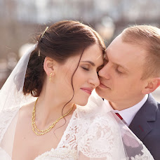 Wedding photographer Eleonora Gavrilova (EllArt). Photo of 20.05.2016
