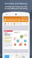 Screenshot of Polaris Office + PDF