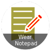 Wear Notepad