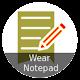 Wear Notepad