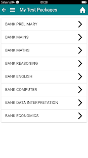 BANKING, IBPS, SBI PO & CLERK EXAM PREPARATION APP- screenshot thumbnail