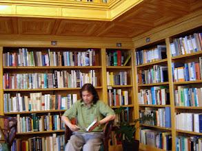 Photo: Szegedtől Szegedig 2008 Szabó Pál költő bemutatja írását: Magyar Botticelli-diptichon.