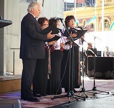 Photo: Borysfen quartet from Noble Park