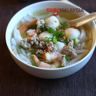 Rice Noodles With Shrimp Sauce Recipes