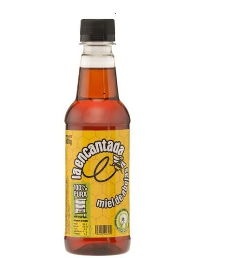 miel de abejas la encantada botella 500gr La Encantada