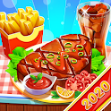 Cooking World - Food Fever Chef & Restaurant Craze icon