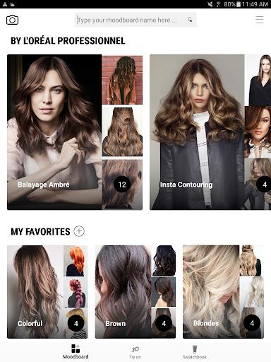 Style My Hair Pro 1.6 screenshots 5