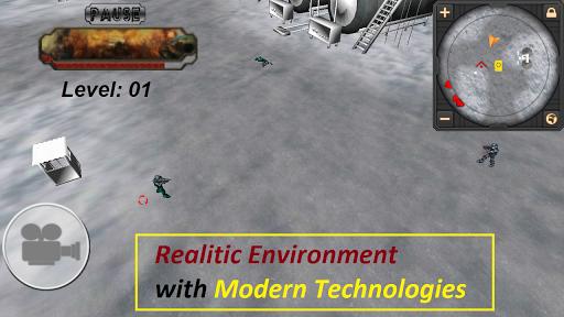 現代のタンク戦いをCOMMANDO
