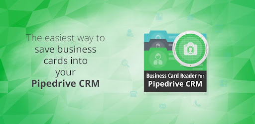 Business card reader for pipedrive crm apps no google play reheart Images
