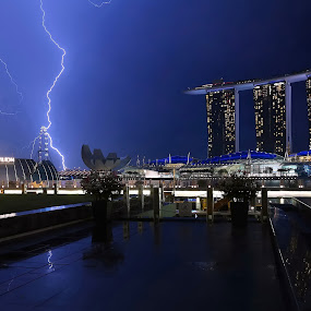 by Vince Chong - Landscapes Weather