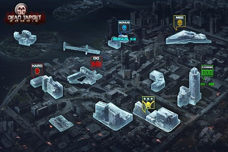 DEAD TARGET: FPS Zombie Apocalypse Survival Games 4.7.1.3 (Mod Money)