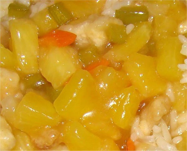 Sweet And Sour Sauce Recipe