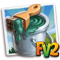 Farmville 2 cheat for Dew Turquoise paint
