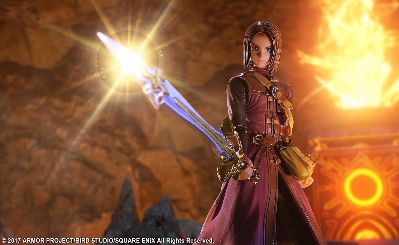 [Dragon Quest XI] ของเล่นใหม่ Bring Arts ตัวเอก DQXI!