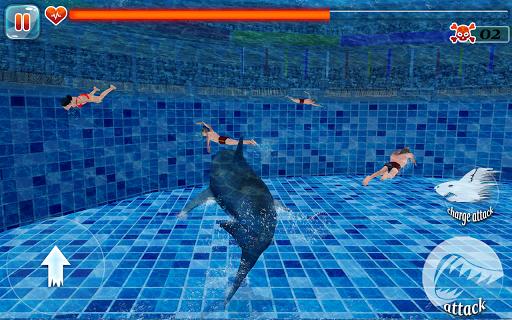 Scary Shark Evolution 3D  screenshots 8