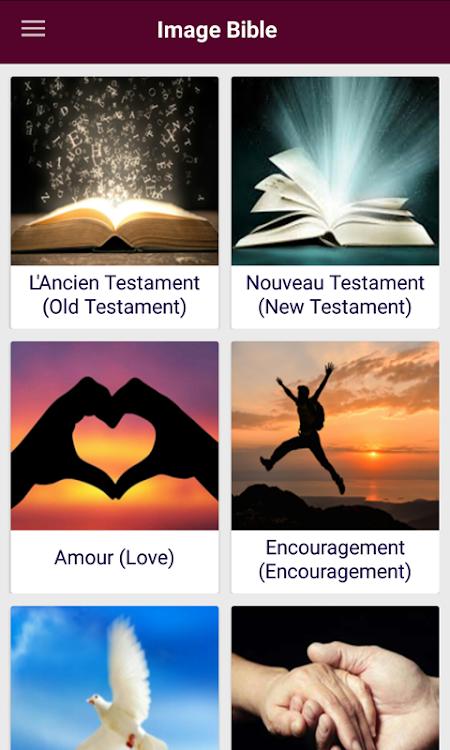 La Sainte Bible Avec Audio Texte Images Versets