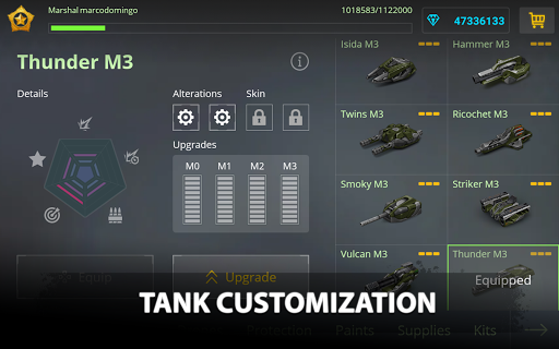 Tanki Online - PvP tank shooter apkpoly screenshots 13