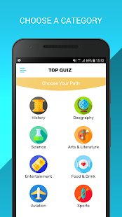 Top Quiz: Free Trivia Game - náhled