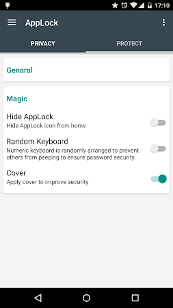 AppLock 2.12 screenshot 6227