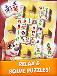 Mahjong City Tours MOD (Unlimited Money) 10