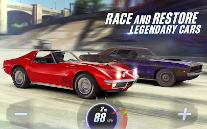 CSR Racing 2 APK screenshot thumbnail 7