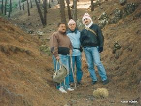 Photo: Manastır'ın üzerinden Halkapınar'a giderken - 1996
