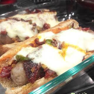 Italian Sausage Subs.