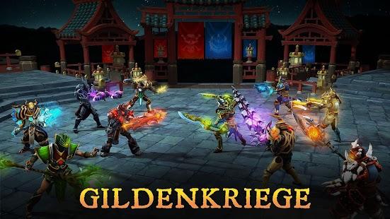 Dungeon Hunter 5 Mod Apk [Unlimited Gems + Hack + Unlocked] Apk + Data