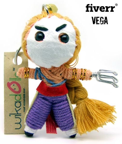 Photo: See some of your favorite characters transformed into these cute little voodoo dolls! http://goo.gl/5XtJG