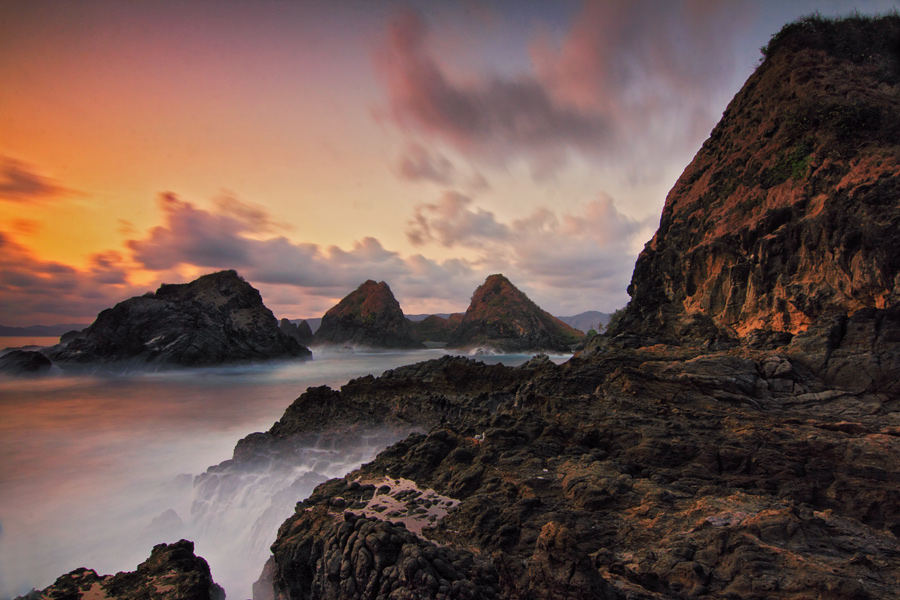 Lombok by Imran Putra Sasak - Landscapes Waterscapes