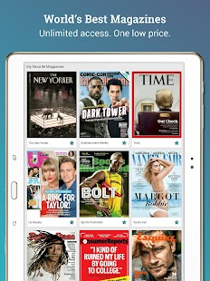 Texture – Digital Magazines Screenshot 6