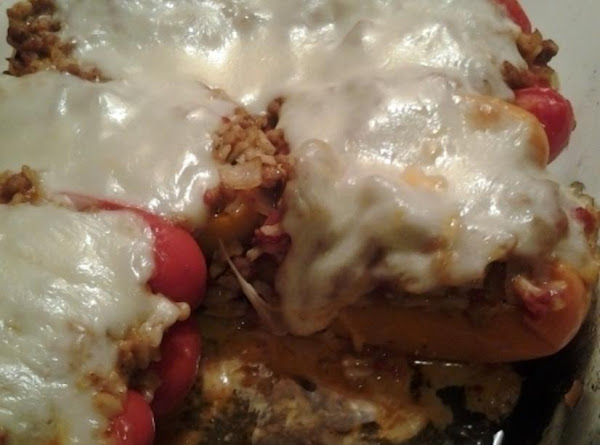 Chipotle Chile Stuffed Peppers Recipe