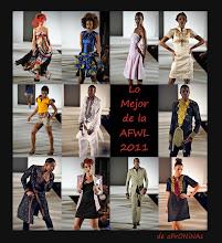 Photo: Semana de la Moda Africana, Londres, 2011