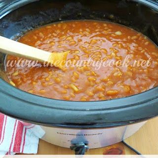 Crock Pot Baked Beans Recipe