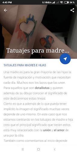 SigTat: Significados de los Tatuajes 1.0.8 Screenshots 5
