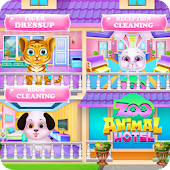 Zoo Animal Hotel Mod