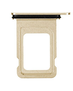 iPhone 11 Pro/Pro Max Sim Tray Gold