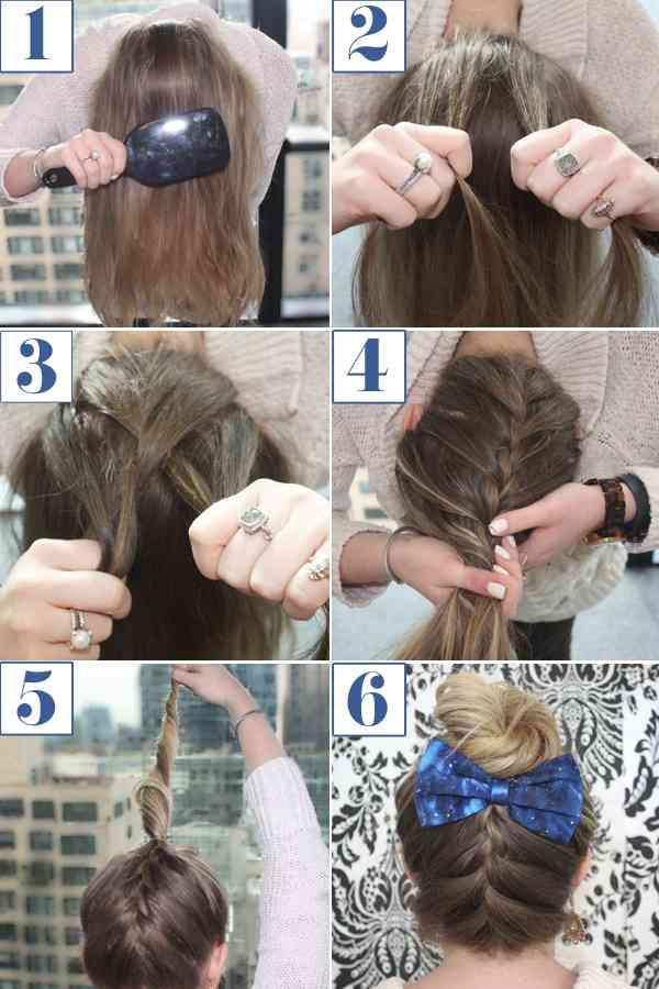 Prime Braid Hairstyle Step By Steps Android Apps On Google Play Short Hairstyles Gunalazisus