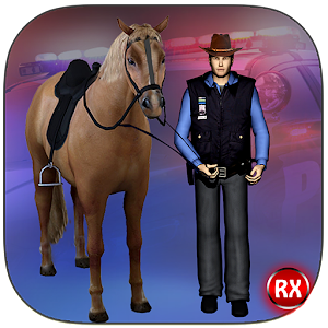 Police Horse Chase: Crime City for PC and MAC