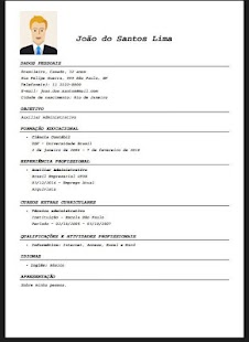 Resume For Free Glamorous Resume Free  Android Apps On Google Play
