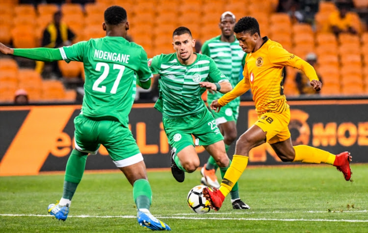 Lorenzo Gordinho has returned to Kaizer Chiefs after a loan spell at Bloemfontein Celtic.