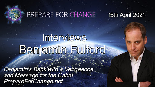 Benjamin Fulford Interview: Benjamin Fulford's Back with a Vengeance and Message to the Cabal